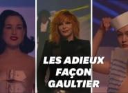 Le dernier défilé de Jean Paul Gaultier, en