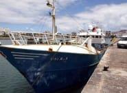 Desaparece cerca de Marruecos un pesquero gaditano con seis