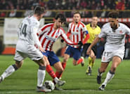 El Atlético, eliminado de la Copa por la Cultural Leonesa, de