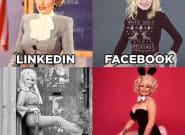 Linkedin, Facebook, Instagram, Tinder: le nouveau mème qui rend folles les
