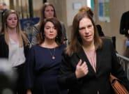 La actriz Annabella Sciorra narra ante el jurado la supuesta violación de