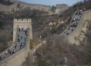 En Chine, la Grande Muraille en partie fermée à cause du