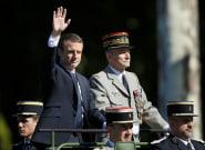 Macron et le procès en