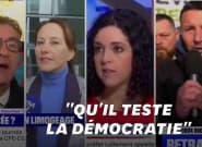 Macron refuse qu'on parle de dictature, ses adversaires lui