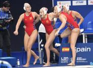 La selección femenina de waterpolo, campeona de Europa tras ganar a Rusia