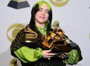 Γκράμι: Η Μπίλι Αιλις, μεγάλη νικήτρια των βραβείων - Φόρος τιμής στον Κόμπι