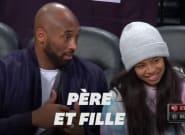 Kobe Bryant voulait que sa fille Gianna et personne d'autre prenne son