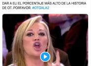 La celebrada respuesta de Jordi Cruz a este mensaje contra una concursante de 'OT
