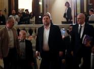 En directo: Los presos del 'procés' comparecen en el Parlament sobre la aplicación del