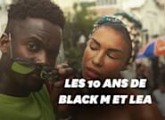 Black M et Léa Djadja fêtent leurs 10 ans le jour de la