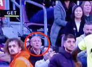 El gesto de un aficionado del Barça que ha indignado al pianista James