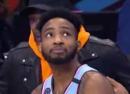 Polémica en el concurso de mates de la NBA: la cara del ganador lo dice