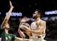 El Real Madrid arrolla al Unicaja en la final de la Copa del Rey de baloncesto