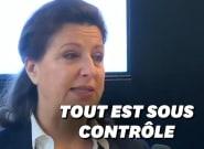 Agnès Buzyn quitte avec