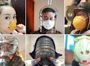 Las ideas más locas que los chinos están usando para protegerse del