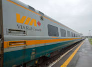VIA Rail To Resume Service In Eastern Canada As Protests