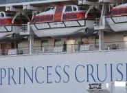 Coronavirus: comment les passagers du Diamond Princess peuvent se