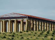 El Partenón de Don Benito,