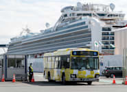 500 passagers du Diamond Princess, testés négatifs au coronavirus,