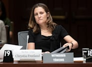 On New NAFTA, Chrystia Freeland Has Kind Words For NDP, Stinging Criticism For