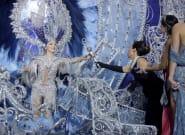 Sara Cruz reina en el Carnaval de los años 50 de Santa Cruz de