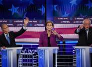 Las primarias demócratas explotan contra Bloomberg en el debate de Las