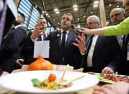Salon de l'Agriculture: Macron au chevet des victimes des tensions
