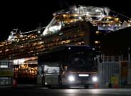 Mueren dos pasajeros que viajaban en el 'Diamond Princess' por el