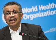 La OMS se queja de la insuficiente ayuda internacional contra el