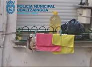 El hallazgo de la Policía de Pamplona en un tendedero da terror: ni Chicote habrá visto algo