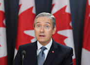 Francois-Philippe Champagne: Canada-China Relations Not Back To Normal Despite Coronavirus