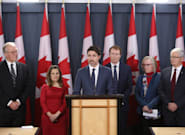 Trudeau: Rail Blockades Must Come Down, Situation 'Unacceptable And