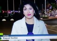 El vergonzoso episodio machista que ha sufrido esta reportera en pleno
