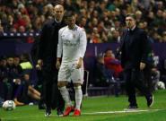 Hazard sufre una fisura en el peroné y no jugará contra el City ni el
