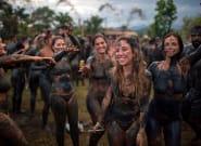 Bloco da Lama, el carnaval donde el único disfraz es el