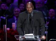 Michael Jordan, en pleurs pour son hommage à Bryant, a réussi à faire rire la