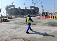 Mondial-2022 au Qatar: Vinci visé par une enquête pour
