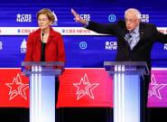 Todos los candidatos demócratas a por el favorito: