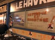 Le Havre: la permanence d'Édouard Philippe taguée après le
