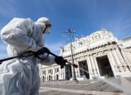 Italia registra su menor cifra de fallecimientos en 9 días: 681en 24