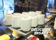 Grâce au papier toilette, ce boulanger a trouvé la méthode pour vendre des