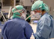 Sanidad confirma 12.298 sanitarios