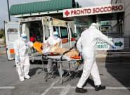 Italia supera los 100.000 casos pero reduce el número de nuevos positivos en un