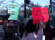 Un juez federal prohíbe suspender los abortos en Texas, Ohio y Alabama por la crisis del