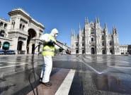 Italia suma 837 muertes pero sigue ralentizando la expansión del