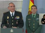 El Director Adjunto de la Policía, José Ángel González, positivo por