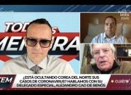 Lío en 'Todo es mentira': Cao de Benós y Javier Nart tardan un minuto en enzarzarse por este
