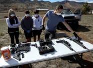 EEUU se arma (literalmente) contra el coronavirus y España