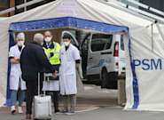DIRECT. Coronavirus: En Italie, baisse inédite des hospitalisations en soins