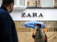 El inusual cambio de Zara por el